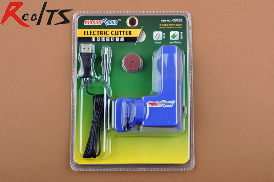 RealTS Trumpeter Models Electric Cutter 09952