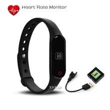Gzdl Bluetooth браслет SmartBand водонепроницаемый монитор сердечного ритма шагомер сна фитнес-трекер Браслет для Android IOS WT8009