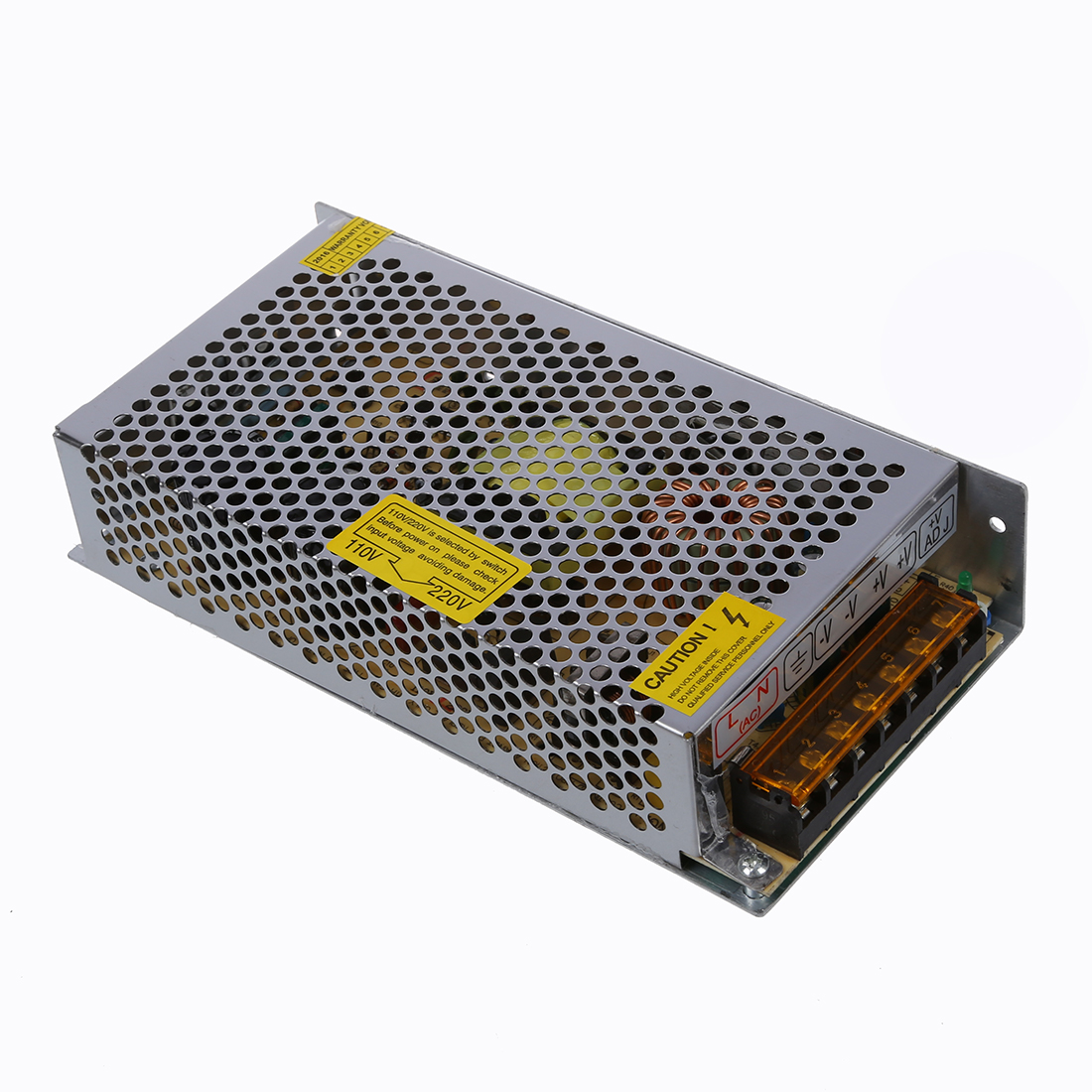 200W Switch Power Supply Driver for LED Strip Light DC 12V 17A image