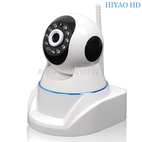 ФОТО NEW P2P Wireless IP Camera App control 720P 1MP HD PTZ WIFI CCTV Camera IR Night Vision Security Camera with free gift