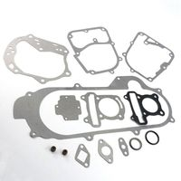 49cc 50cc GY6 139QMB Complete Gasket Seal Chinese Scooter Motorcycle ATV
