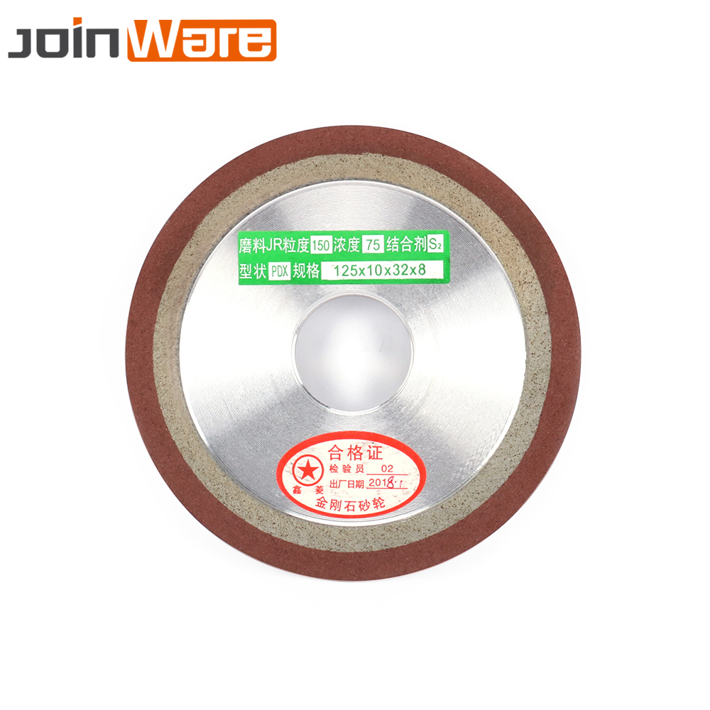125MM Diamond Grinding Wheel Grinding Circles For Tungsten Steel Milling Cutter Tool Sharpener Grinder Accessories 150 Grit