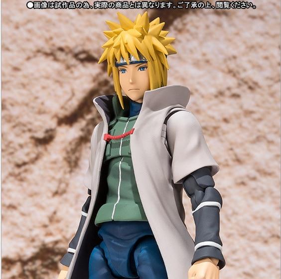 Naruto Namikaze Minato PVC Action Figure Collectible Model Toy