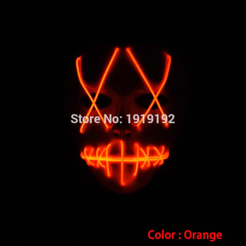 HTB1GUvKRVXXXXcdXpXXq6xXFXXXR - Mask Light Up Neon LED Mask For Halloween Party Cosplay Mask PTC 260
