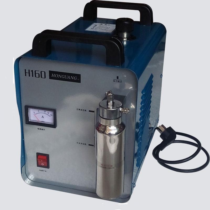 75L Acrylic Flame Polishing Machine 110V 300W Portable Oxygen Hydrogen Water Welder Flame Torch Polisher Gun серьги коюз топаз серьги т147028239