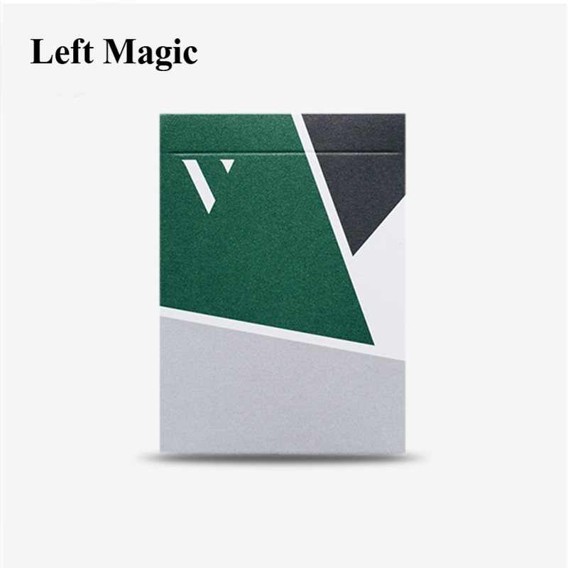 Virtuoso FW 2017 SS17 Playing Cards Magic Deck Magic Tricks For Magician Close Up Street Props Gimmick