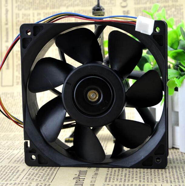 Wholesale Delta QFR1212GHE 12V 2.70A 12038 120*120*38mm 4-line For IBM 74Y5220 Server Cooling Fan