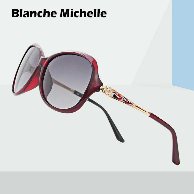 Женские солнцезащитные очки с коробкой, винтажные поляризационные очки для вождения, UV400