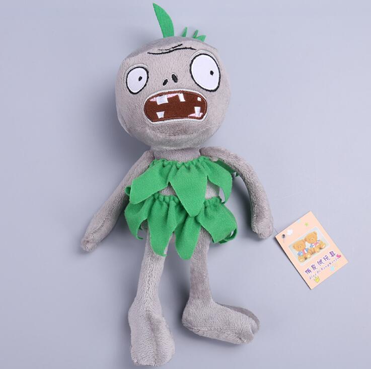 27 стилей Растения против Зомби Плюшевые игрушки 30 см Растения против Зомби мягкие плюшевые игрушки куклы детские игрушки для детей Подарки вечерние игрушки - Цвет: 003
