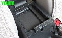 Auto armrest box storage box for hyundai ix35 2010-2017, car accessories