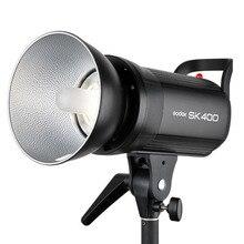 Godox SK400 Photography 400W LED Display Flash Studio Strobe Lighting Head Lamp 110V 5600K Studio Flash