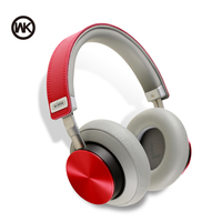 WK Wireless Headphones Bluetooth Headset Foldable Headphone Adjustable Earphones With Microphone For PC mobile phone Mp3