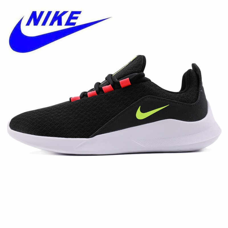 1b091dcbd23 Original New Arrival 2018 NIKE VIALE Men s Breathable Running Shoes Sport  Outdoor Sneakers AA2181-001