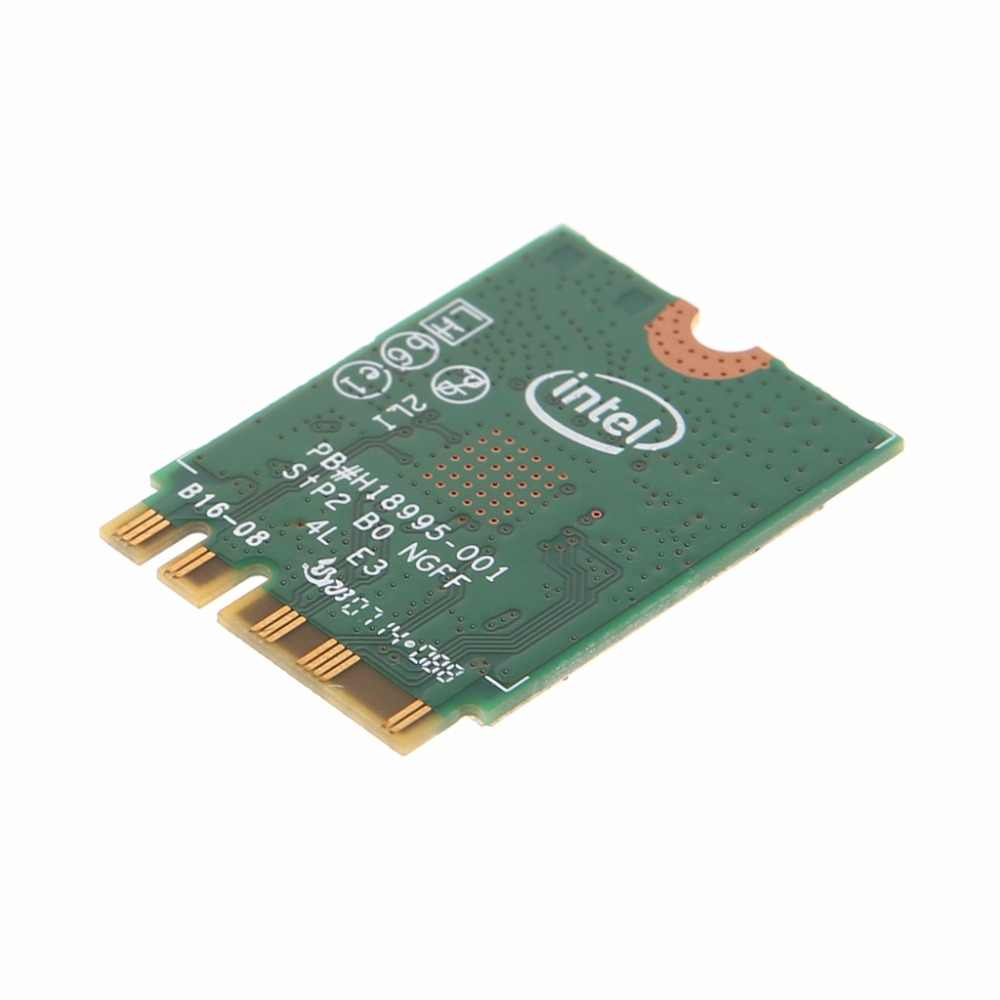 Dla Intel wireless-n 7265 7265NGW BN dwuzakresowy 2x2 Wi-Fi Bluetooth 4.0 karta WiFi