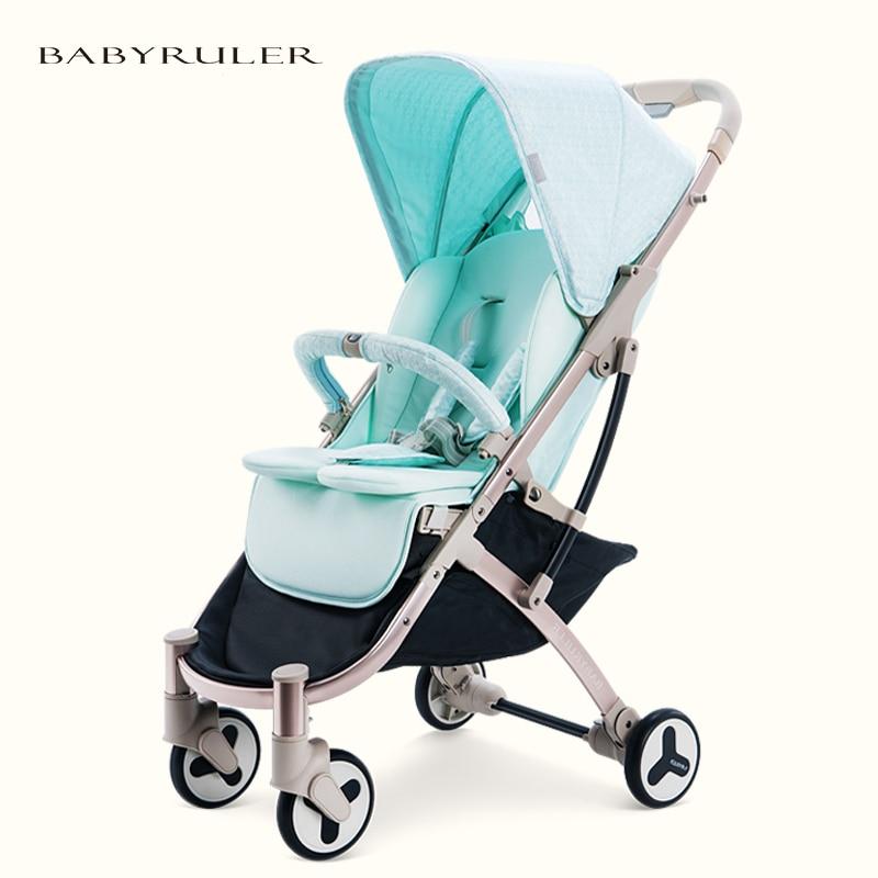 Babyruler baby car suspension light baby stroller baby stroller baby