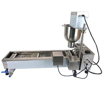 1pc Automatic Donut Machine Donut Making Machine Stainless Steel Automatic Counting System With 3 Set Moulds T-101 220V/50Hz цена 2017