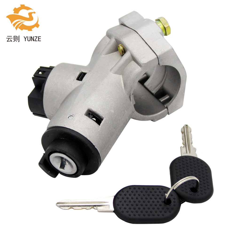 AL-068 OE 46421642 702Z-05 IGNITION SWITCH LOCK BARREL FOR FIAT DUCATO PEUGEOT BOXER CITROEN RELAY JUMPER BRAND NEW стоимость