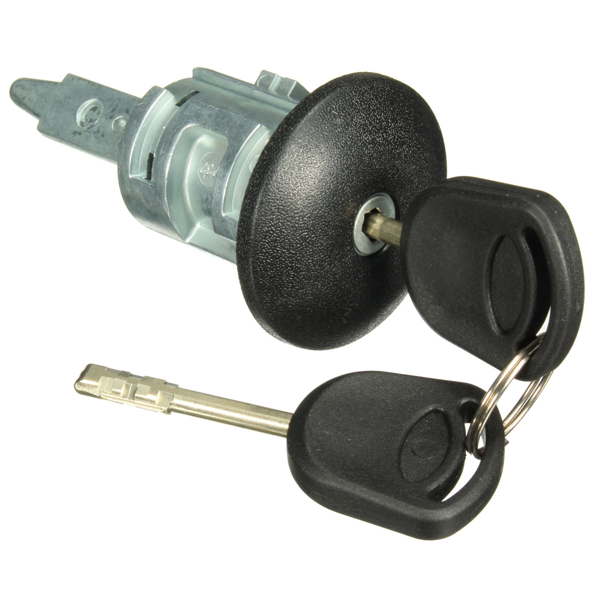 Front Right Driver Side Door lock Barrel with 2 keys For Ford Transit MK6 2000-2006 ...