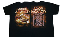 FL AEVVE AMON AMARTH Thor T SHIRT Brand New Official T Shirt T Shirt Manufacturers