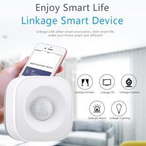 Image 3 - Wireless Smart Infrared Detector Home Security Burglar Alarm WIFI App Control Smart Home PIR Motion Detection Sensor Homekit
