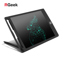 New RGeek 8 5 LCD Graphics Drawing Pen Tablet Mini Writing Tablet Writing Board Can As