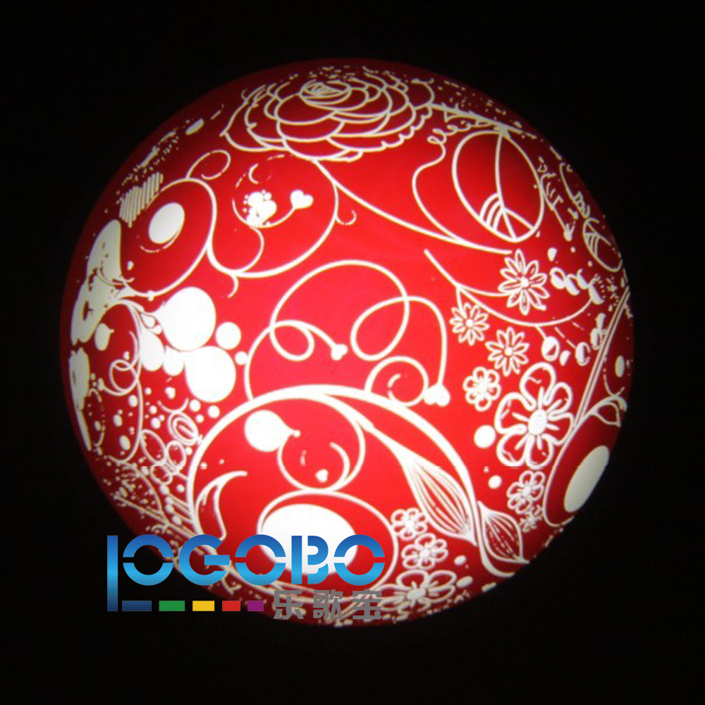 New Logo Ceiling gobo projector TE20-13