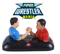 Fun Arm Wrestler Mania Model Battle Board Adult Party Games Gag Gift Interactive
