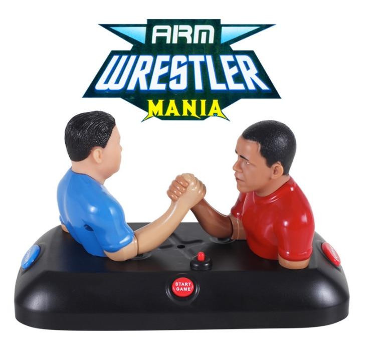 Fun Arm Wrestler Mania model Battle Board adult Party Games Gag Gift Interactive go games super fun word search