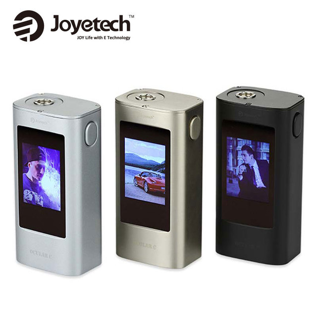 Bien connu Original 150W Joyetech Ocular C Mod Box Mod Bluetooth touchscreen  LK61