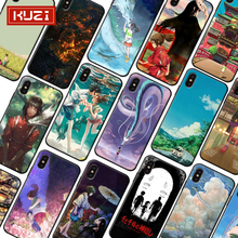 Carton Pattern Silicone Cover Phone Case For Iphone X XS XR XS Max 8 7 6 6S Plus Case on For Coque Iphone DIY Custom картонный чехол для iphone 4 carton case