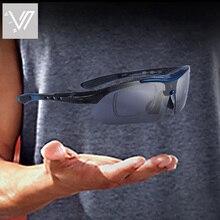 Gafas de sol polarizadas 5 Unidades intercambiables lentes gafas gafas de sol gafas oculos gafas 2017 new