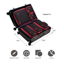 Premium 6PCS Travel Organizer Storage Pack