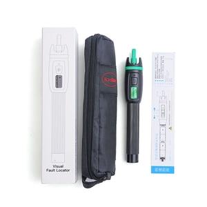 Image 1 - 30 mw VFL stylo type Fiber optique localisateur de défaut visuel 30 mW Komshine KFL 11P 30 Laser à Fiber optique (produit Laser de classe 1)