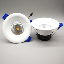 Dimmable 9W/15W/20W LED Downlight COB Down Lamp Wholesale Spot Recessed down lights AC85-265V/AC110V/AC220V