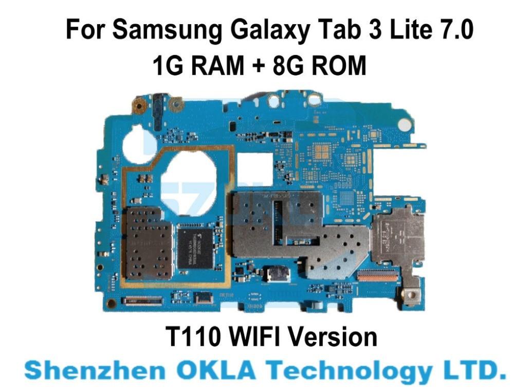 1 ชิ้นสำหรับ Samsung Galaxy Tab 2 10 1 P5100 3 กรัม P5110 WIFI 1