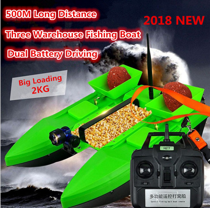 Remote control Large fast electric RC fishing bait boat 500M 2kg Bait loading Dual Body Three Warehouse Sea Fishing RC Boat ToyRemote control Large fast electric RC fishing bait boat 500M 2kg Bait loading Dual Body Three Warehouse Sea Fishing RC Boat Toy