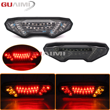 For YAMAHA MT-09 FZ-09 14-16, FJ-09 MT09 Tracer 15-16 Motorcycle Integrated LED Tail Light Turn signal Lamp Assembly