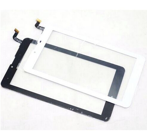 New Touch screen For 7 Irbis TZ72 4G LTE Tablet touch panel Digitizer Glass Sensor replacement Free Shipping new capacitive touch screen digitizer glass for 10 1 irbis tw55 tablet sensor touch panel replacement free shipping