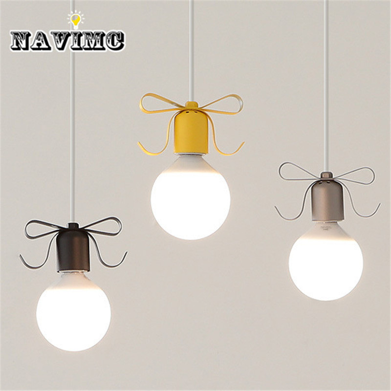 Modern LED Pendant Light for Dining Room Kitchen Island Pendant Lamp Colorful Nordic Simple Lamp for Bedroom Living Room