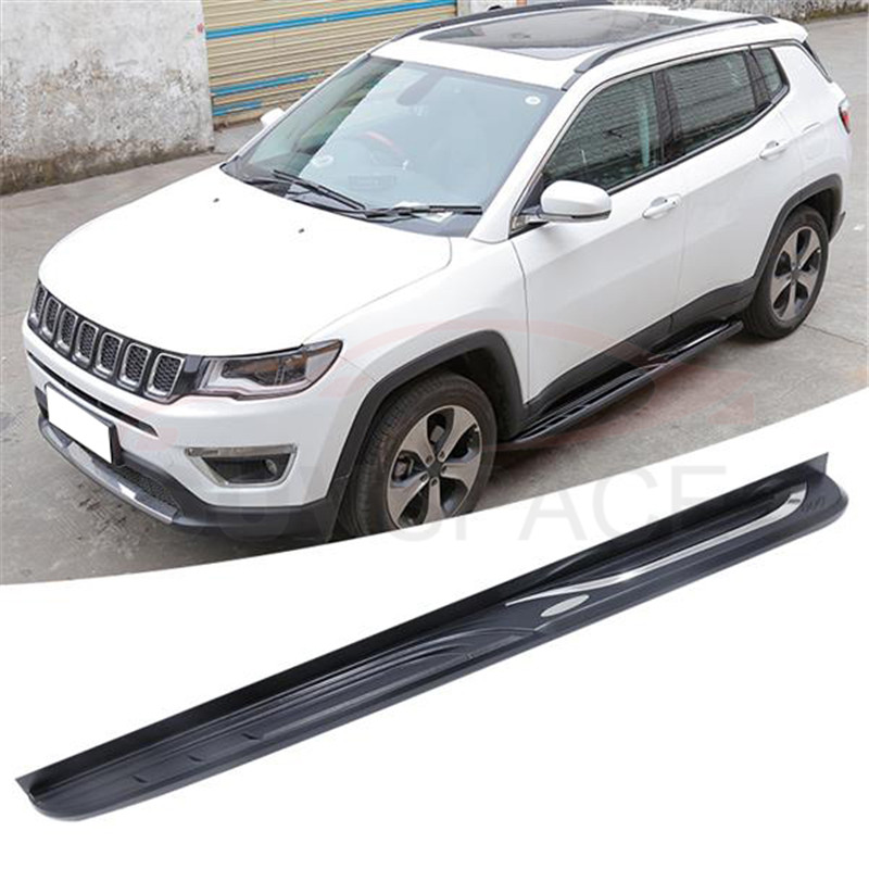 2019 Jeep Compass: Aliexpress.com : Buy Side Step Fit For Jeep All New