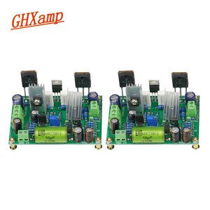 Image 1 - Placa amplificadora K851 HIFI, MPSA56, MPSA06, placa amplificadora de tubo de efecto de campo de gran corriente, 125W, 2 uds.