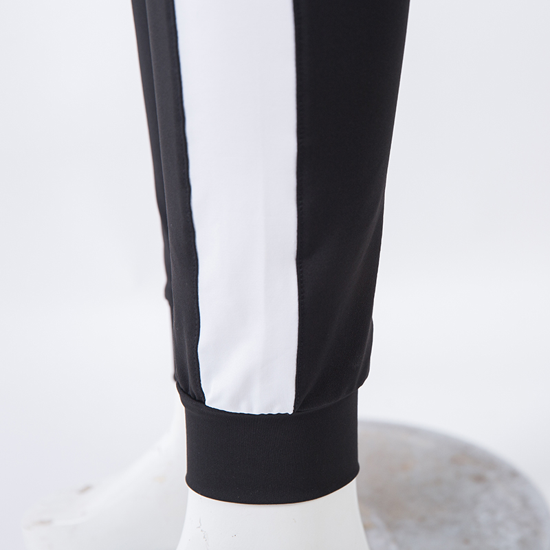 Legging Mulheres Skinny Calças Sexy Ladies Moda Preto Branco - Roupas femininas - Foto 6