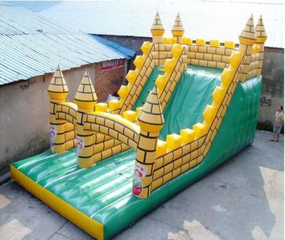 Hot sale Outdoor or Indoor Inflatable slide for kids-in ...
