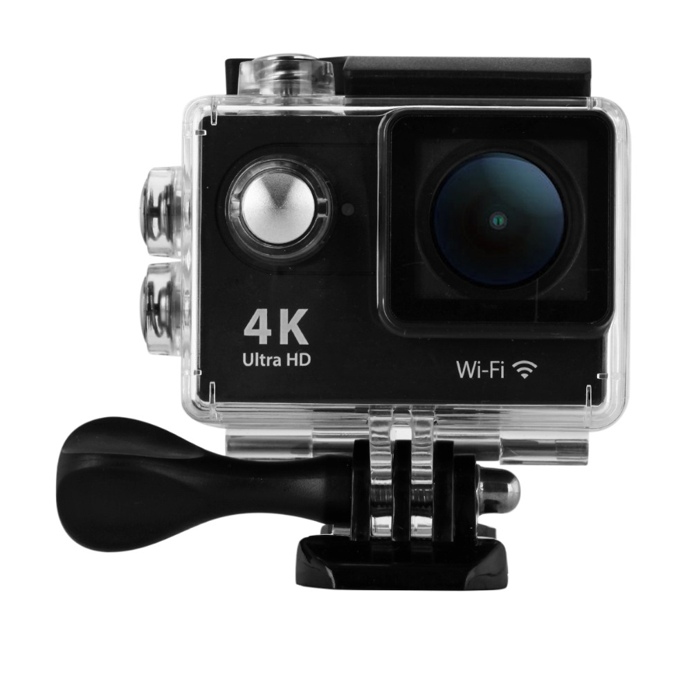 Professional Wifi Sports Camera H9 2 Inch HD 4K 14MP Outdoor Waterproof RC Quadcopter Drone MJX B3 Parts квадрокоптер радиоуправляемый mjx bugs 3