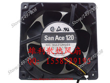 Free Shipping For Sanyo 9G1212MH103  DC 12V 0.3A 3-wire 120mm, 120X120x32mm Server Square fan