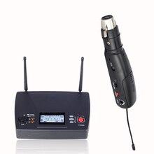 Musical Instrument Drum Microphone Wireless Converter Capacitive Dynamic Pickup Female Karon Three Pin XLR Adapter