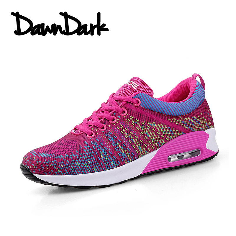 Women Running Sheos Outdoor Ladies Girls Walking Sport Sneakers Spring Summer Breathable Female Walk Out Running Shoes