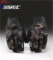 SSPEC New Outdoor Breathable Sports Full Finger Knight Off Road Motorcycle Gloves