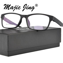 Magic Jing  TR 90 eyeglasses eyewear optical frames prescription spectacles for men  C8031 hatsan 90 tr