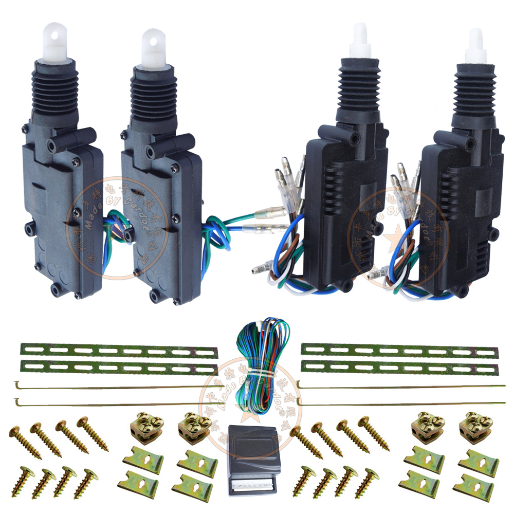 cardot new central lock system with heavy duty actuators bigl pulling force central lock system working with car alarm systemcardot new central lock system with heavy duty actuators bigl pulling force central lock system working with car alarm system